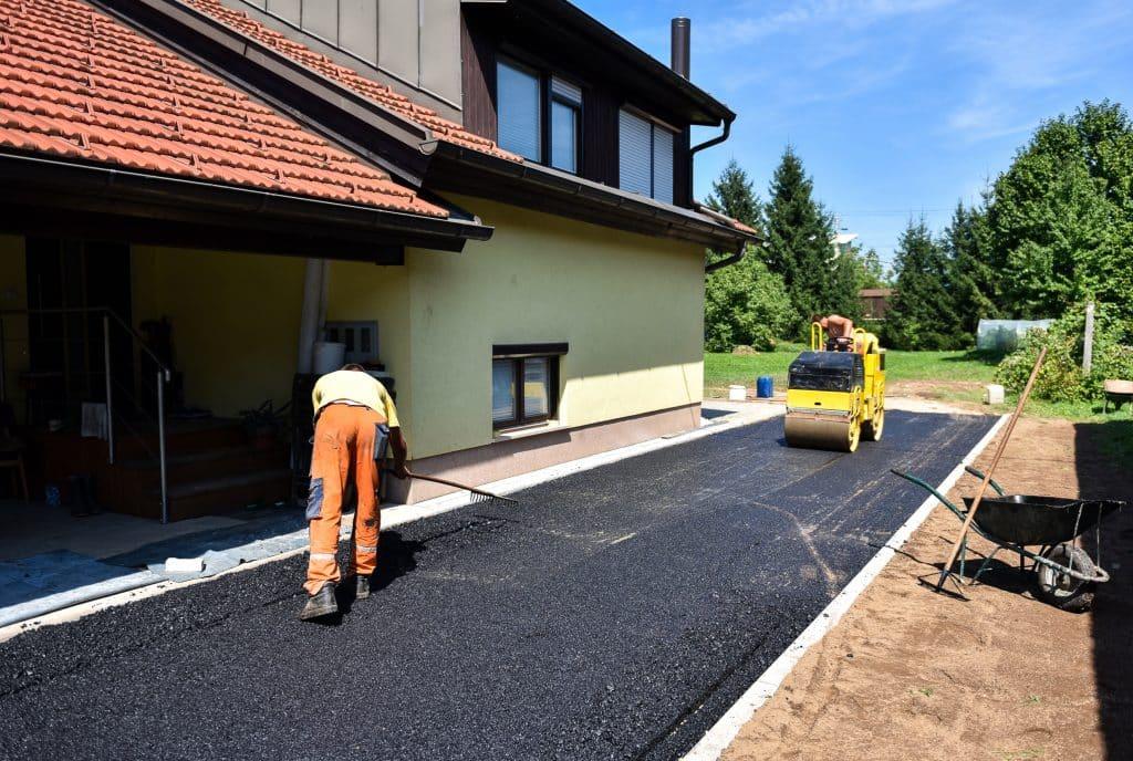asphalt paving renton