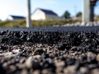 crushed asphalt federal way